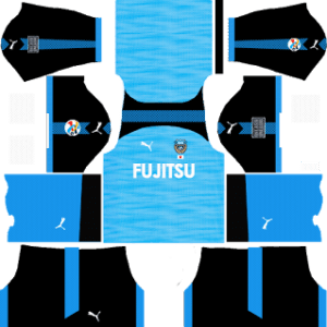 Kawasaki Frontale Kits 2017-2018 Dream League Soccer