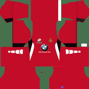 Kelantan FA Kits 2017/2018 Dream League Soccer
