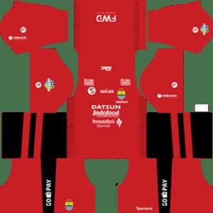 Persib Bandung Goalkeeper Home Kit