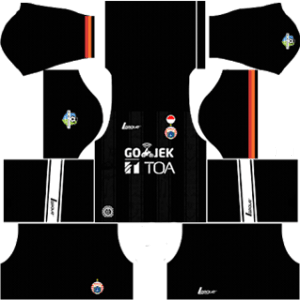Persija Jakarta Third Kit