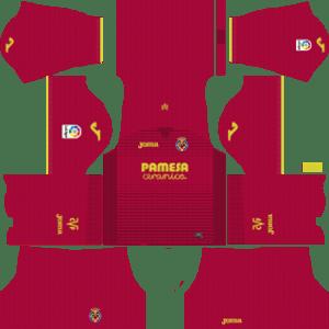 Villarreal CF Away Kit
