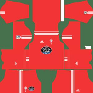 Celta Vigo Goalkeeper Home Kit