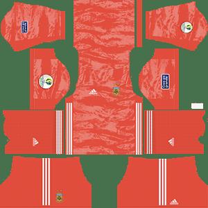 Argentina Copa America Goalkeeper Away Kit