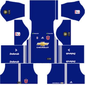 Chile Kits 2017/2018 Dream League Soccer