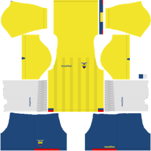 Ecuador Third Kit