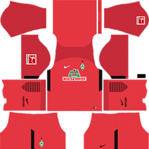 SV Werder Bremen GoalKeeper Away Kit