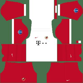 fc utrecht dls kits 2021 dream league