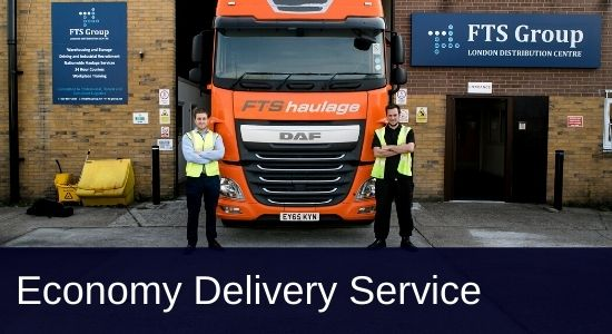 Haulage solutions and courier service - economy delivery - FTS Group