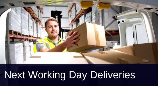 Haulage solutions and courier service - next day delivery - FTS Group