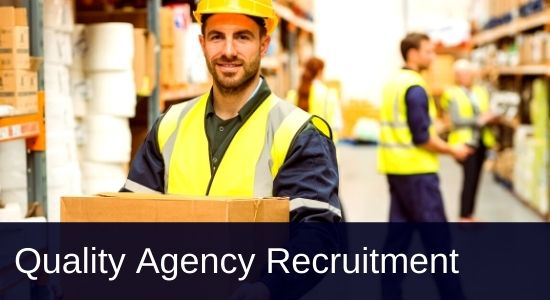 Industrial Recruitment - Quality Agency recruitment - FTS Group