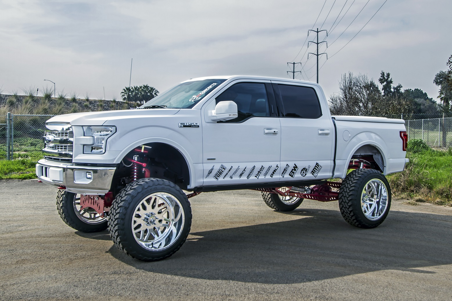 hight resolution of f150