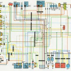 Goldwing 1500 Trailer Wiring Diagram For Bt Openreach Master Socket 5c Gl1500 Radio Best Library Gl1100 Todaysgl1100