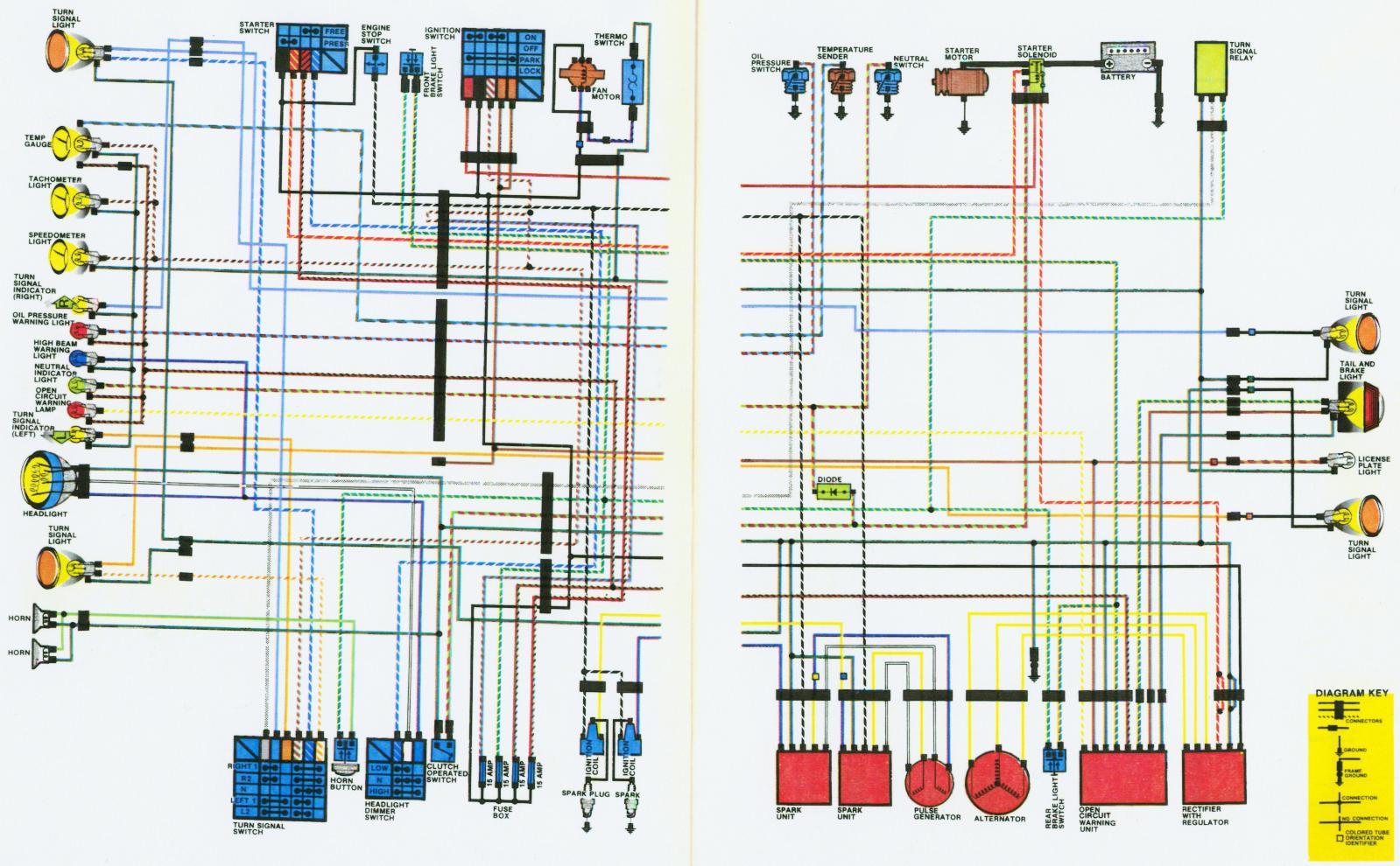 1980 ct70 wiring diagram 2 phase transformer honda cx500 free engine image