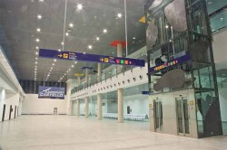 aeropuerto vacio Castellon
