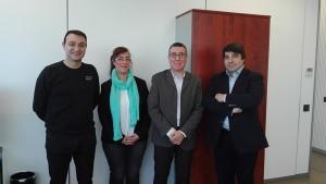 foto reunion Ferran Puchades