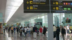 barcelona aeropuerto