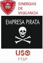 cartel-piratas-Sinergias de Vigilancia y Seguridad