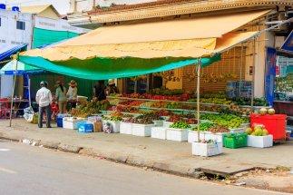 Cambodian Fruits