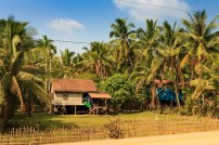 Cambodian Farm House 2