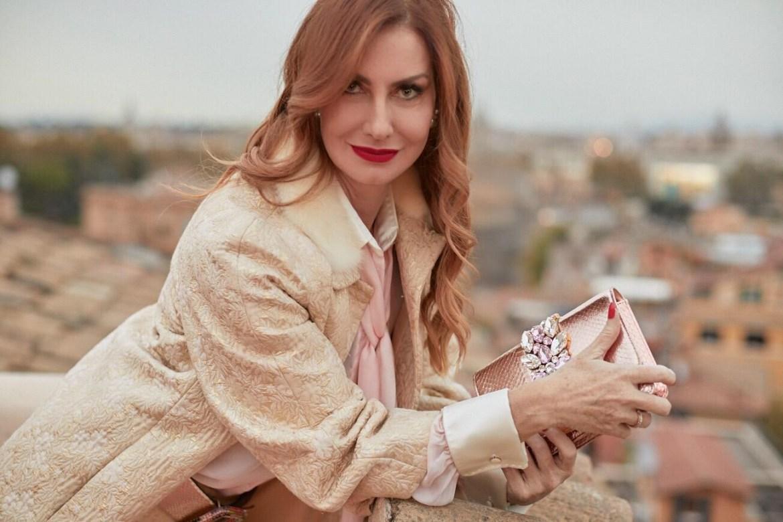 Valeria Mangani - President of the Sustainable Fashion Innovation Society
