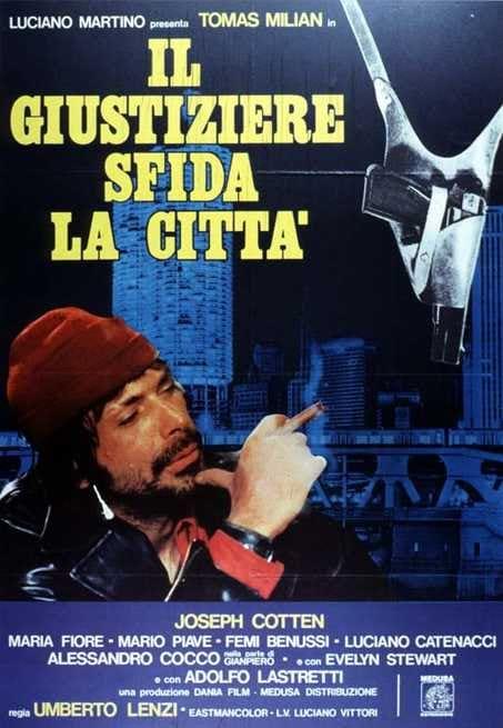 Risultati immagini per IL GIUSTIZIERE SFIDA LA CITTA ( 1975 ) POSTER