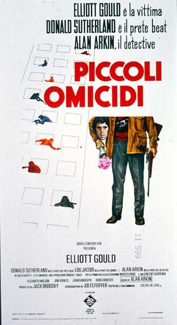 Risultati immagini per Piccoli Omicidi - Little Murders