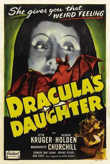 Risultati immagini per La figlia di Dracula 1936