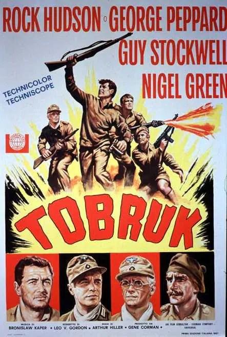 Risultati immagini per Tobruk film