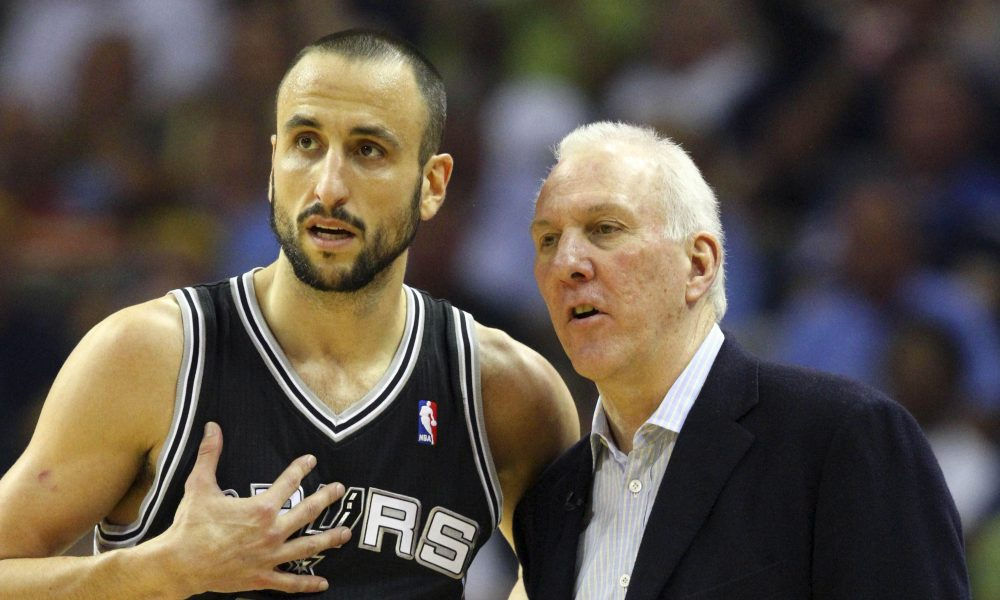 Manu Ginobili retiring marks the official end of the Spurs dynasty