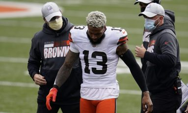 Odell Beckham Jr. injury: Fantasy football fallout for Browns, owners