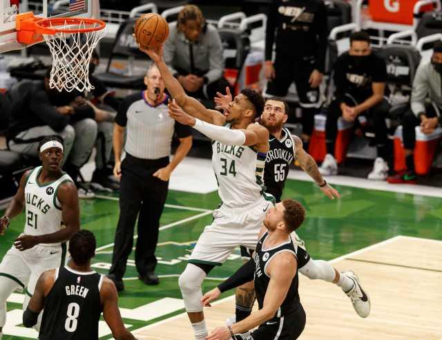 Bucks vs. Nets live stream: TV channel, how to watch