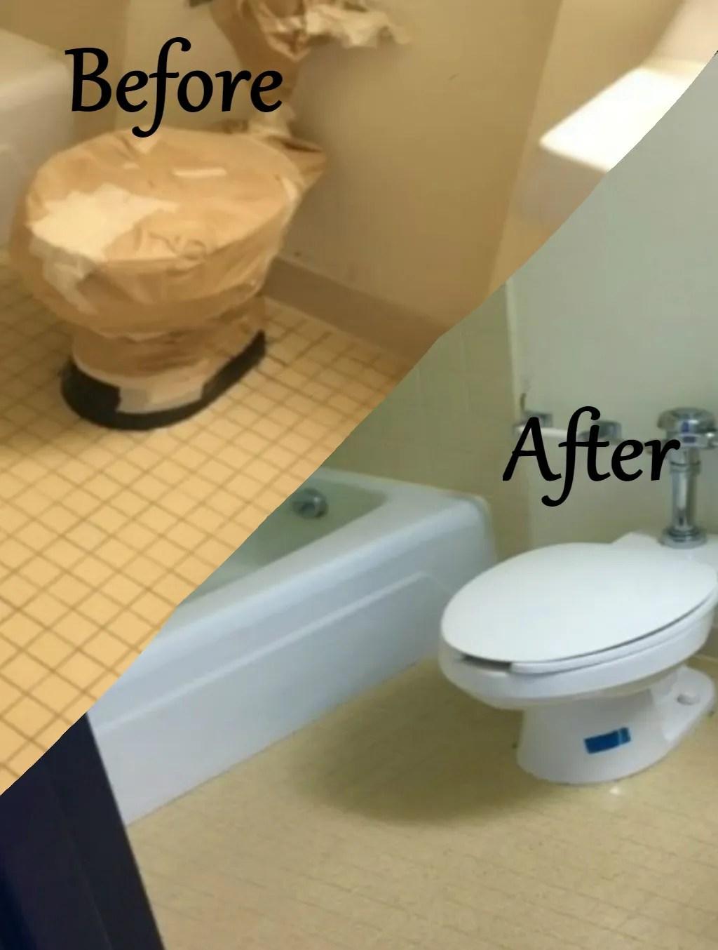 ceramic tile refinishing ft worth