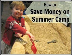 Save on Summer Camp