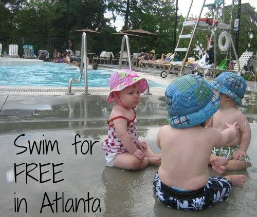 Where to Swim for Free in Atlanta via @SueRodman @FieldTripswSue