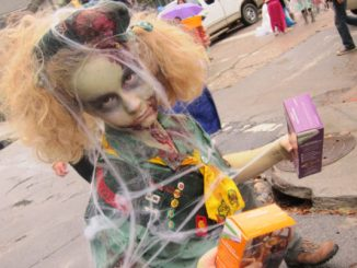 Little Five Points Halloween Parade via @FieldtripswSue