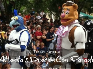 What to expect at Atlanta's DragonCon Parade