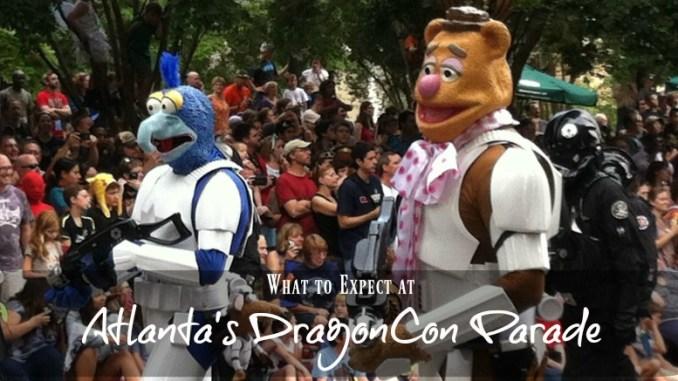 What to expect at Atlanta's DragonCon Parade