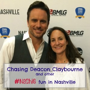 Chasing Deacon Claybourne