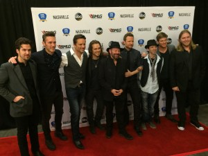 The Men of Nashville Songwriter's Series