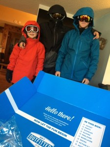 GetOutfitted Ski Rental Clothes