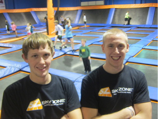 The Trampolines at Sky Zone Atlanta
