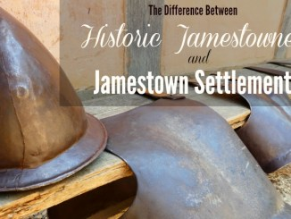 JamestownBanner Difference between