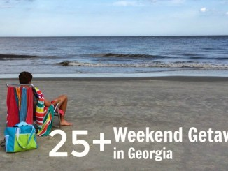 25+ Weekend Getaways in Ga.
