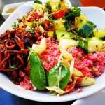 【マルタ】バレッタでヘルシーごはん【No.43】サラダ好きにはたまらないお店