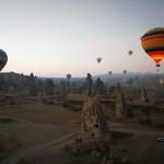 【トルコ】カッパドキアの気球ツアー【ロイヤルバルーン】体験記 Ⅱ
