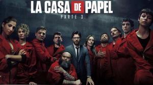 西班牙語資源La casa de papel Spanish drama