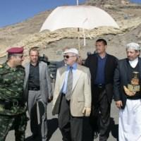 علي صالح يغادر صنعاء وينتقل للعيش في مزرعة بمحافظة حجة قبل سفرة إلى المملكة السعودية