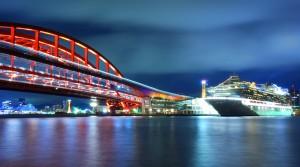 今日の写真 2014.09.02|神戸港×ダイヤモンドプリンセス  Nikon D7000・SONY RX100