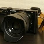 ミラーレス一眼『SONY α6000』で神戸のイルミネーションを動画撮影してみた。E 35mm F1.8 OSS