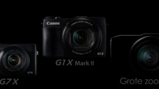 Canon「PowerShot G3 X」は1インチセンサーで換算28-600mm高倍率ズーム